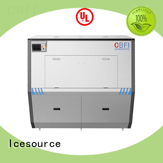 high-end chipped ice maker size vendor for ice sculpture shaping