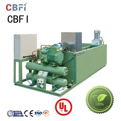 CBFI goods block ice machine bulk production