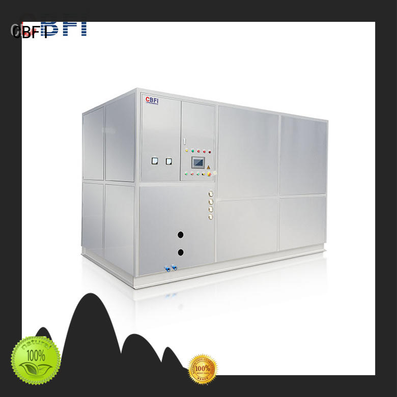 clear plate ice making machine at discount for ball ice making CBFI