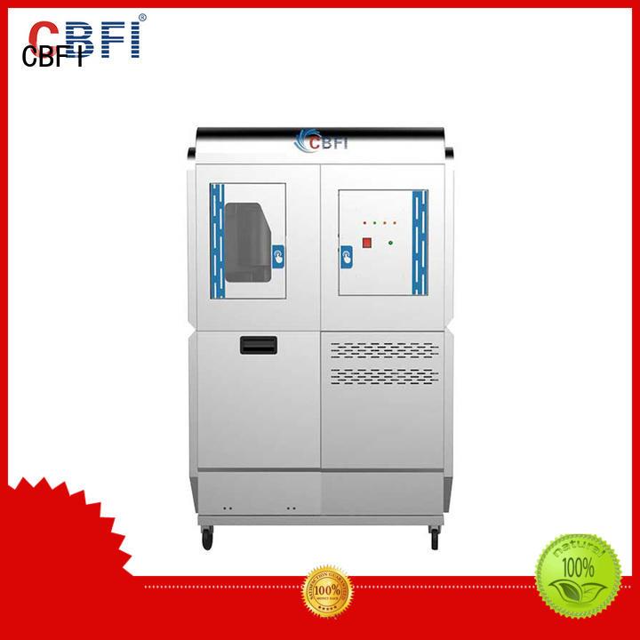 pbj Edible Flake Ice Machine supplier CBFI