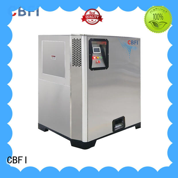 CBFI newly pellet ice maker long-term-use for ice making