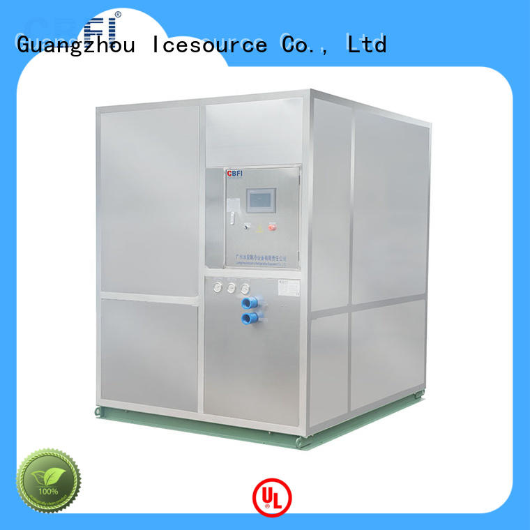easy to use 5 ton ice machine type for logistics