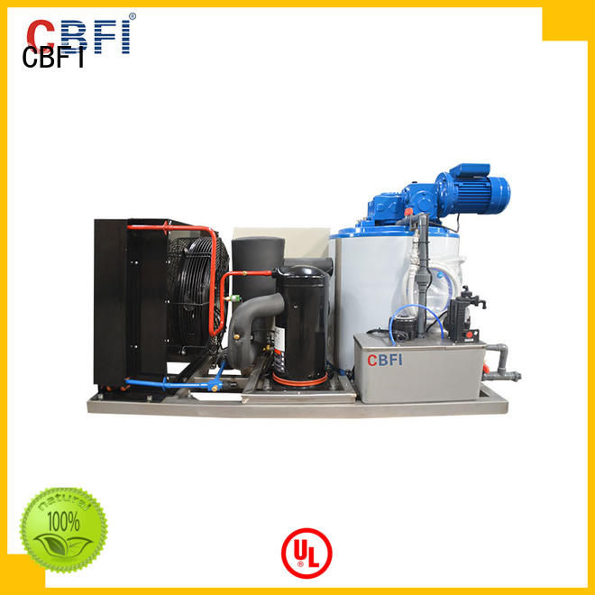 CBFI nice ice flaker machine price vendor for aquatic goods