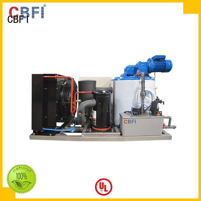 CBFI nice ice flaker machine price vendor for aquatic goods