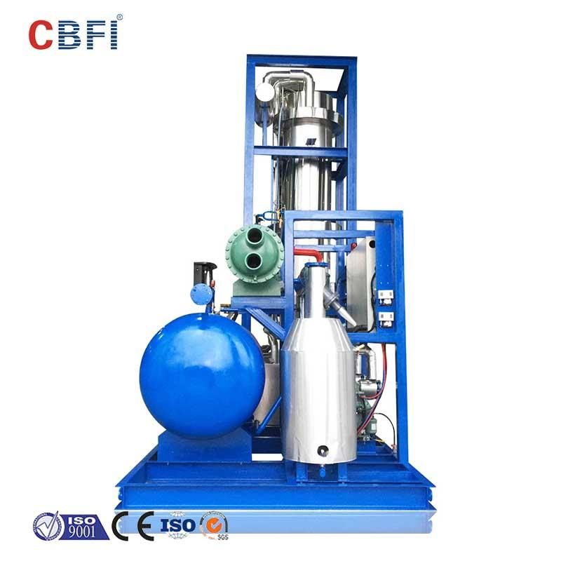 CBFI-Ice Tube Maker Machine, Cbfi Tv200 20 Tons Per Day Automitic