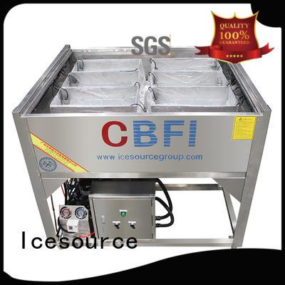 CBFI machine
