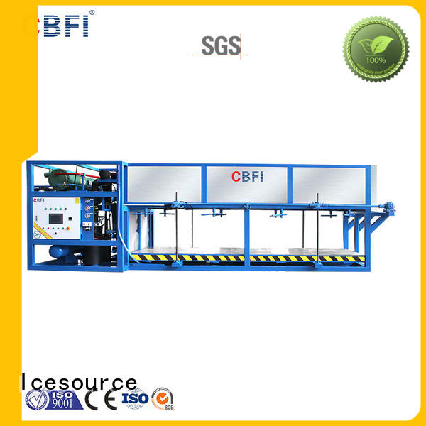 CBFI best servend ice machine manufacturer for fruit storage