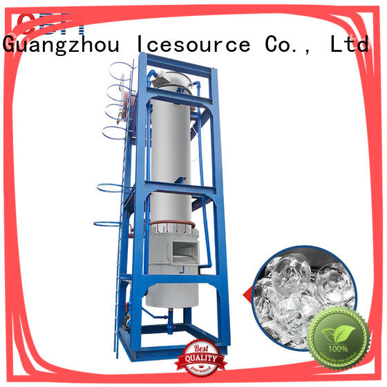 CBFI AT60 60 Tons Per Day Ammonia Refrigerant Tube Ice Machine