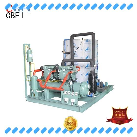 tons flake ice machine vendor for water pretreatment