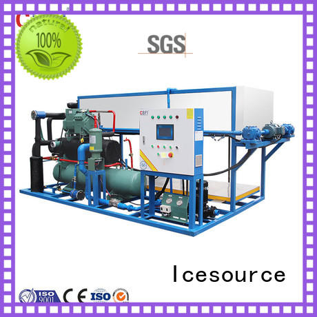 widely used direct cooling block ice machine block manufacturer for vegetable storage