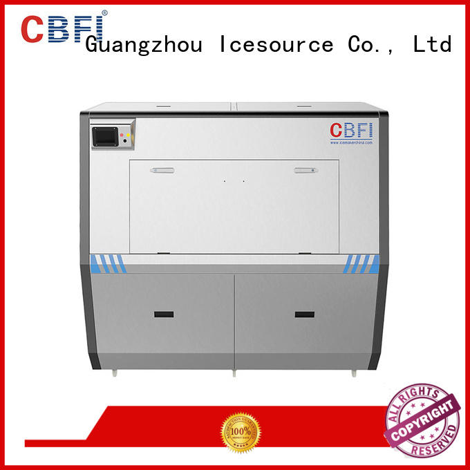 durable under counter ice maker free design for ice sculpture shaping CBFI