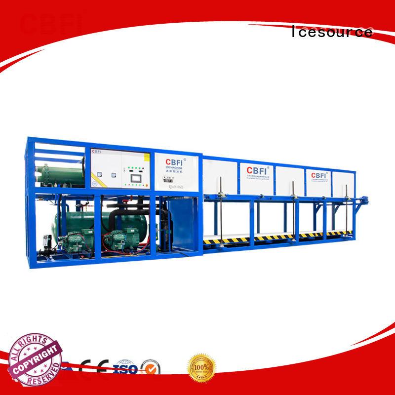 CBFI tons scotsman cm3 ice machine from china for vegetable storage