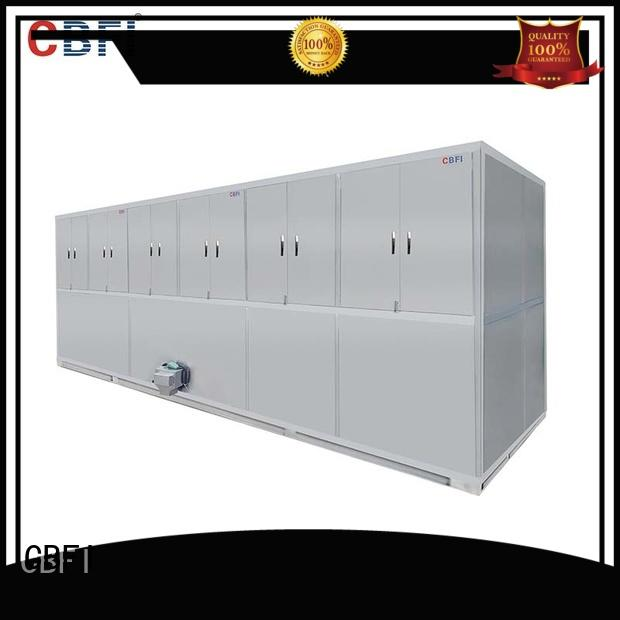long-term used ice cube machine manufacturers ton manufacturer for freezing