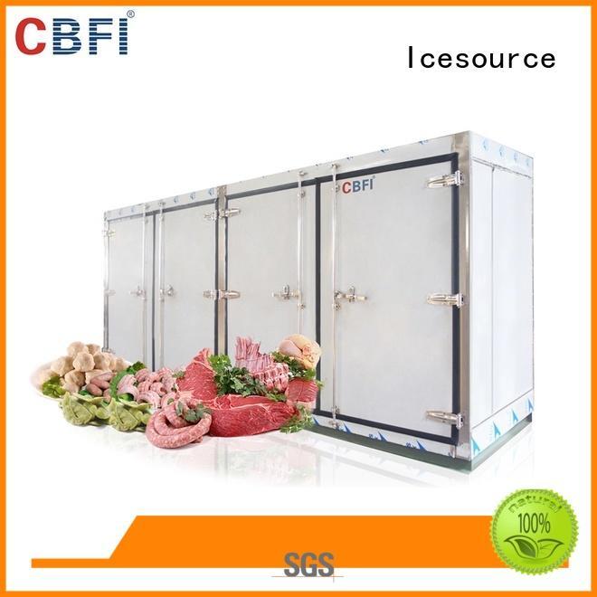 CBFI durable cold room freezer vendor for ice machines