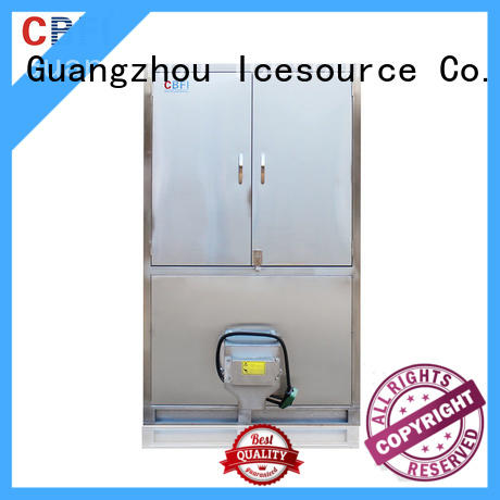 widely used commercial ice cube machine free design for fruit storage