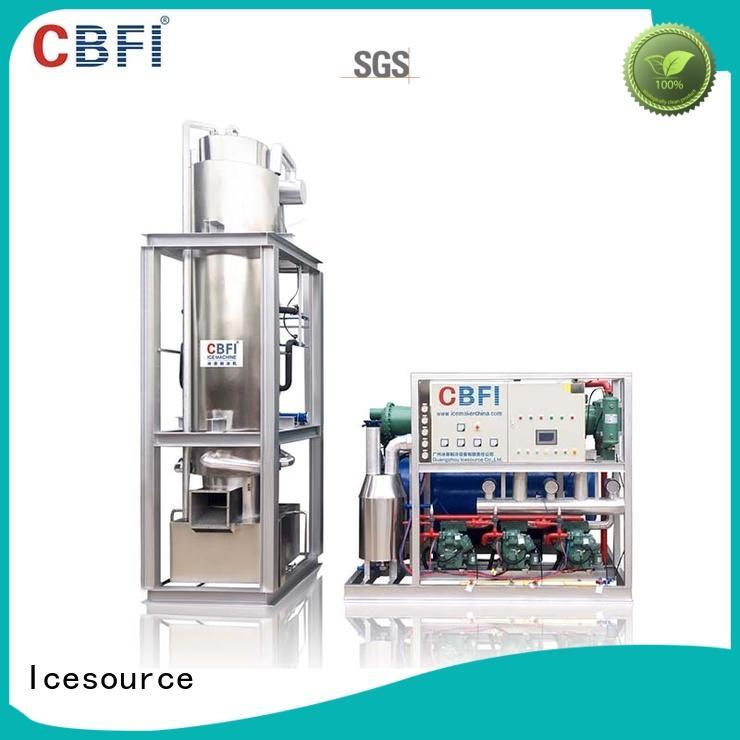 CBFI machine tube ice machine order now for restaurant