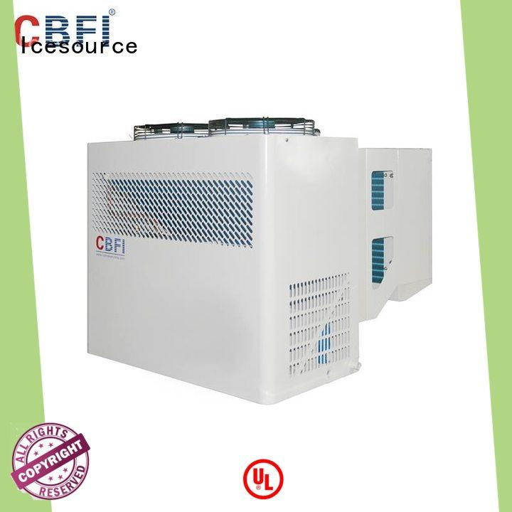CBFI high technique intelligent cold room unit order now for ice bar