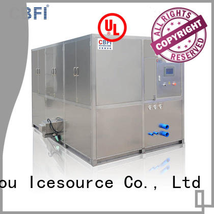 CBFI maker ice cube machine manufacturers free design for vegetable storage