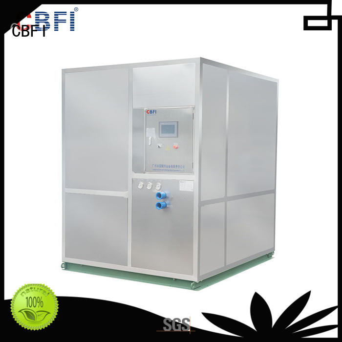 CBFI high-quality 5 ton ice machine free quote for brandy