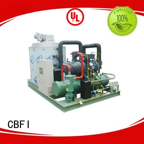 CBFI newly ice flaker machine price order now for food preservation