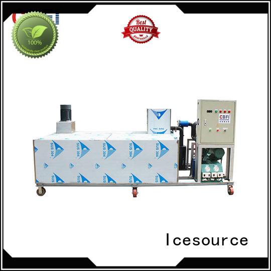 CBFI day ice block machine supplier for fresh seafood