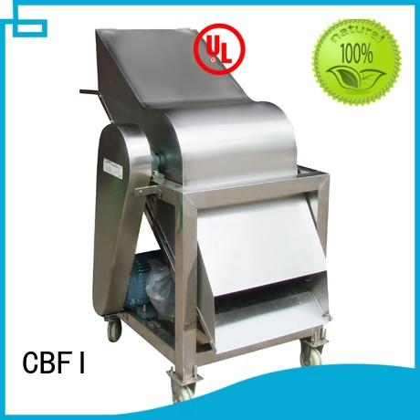 sus304 block ice crusher specs CBFI