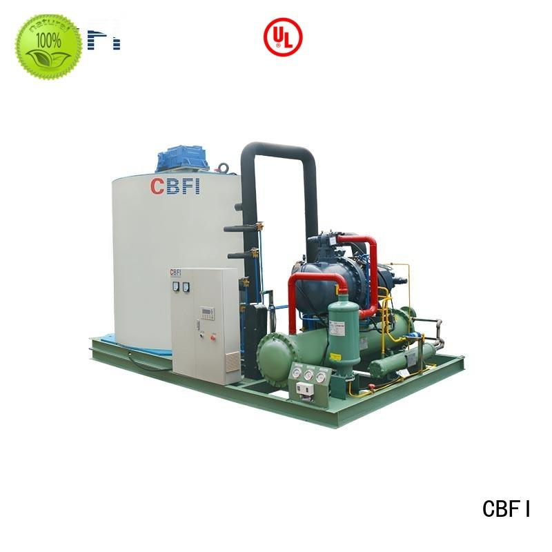 ice flaker machine suppliers stores for food processing CBFI