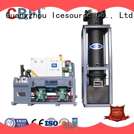 widely used tube ice machine for sale manufacturer for aquatic goods