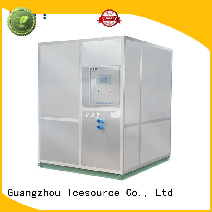 durable 5 ton ice machine cooling free design for ball ice making