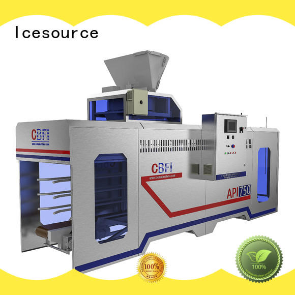 automatic ice packing machine machine CBFI