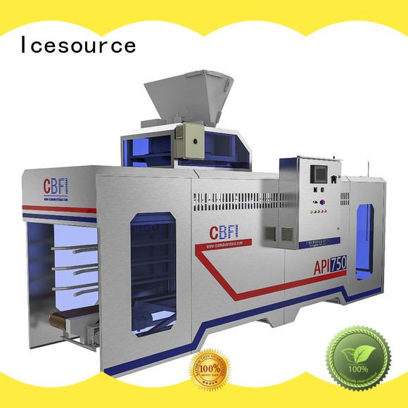 automatic ice packing machine machine CBFI