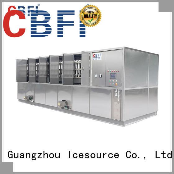 ice cube production line capacity day ice cube maker CBFI Brand