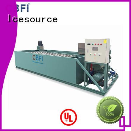 CBFI durable industrial ice block making machine bulk production for crushing ice