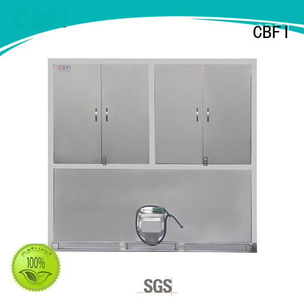 large capacity ice machine cube factory price for vegetable storage