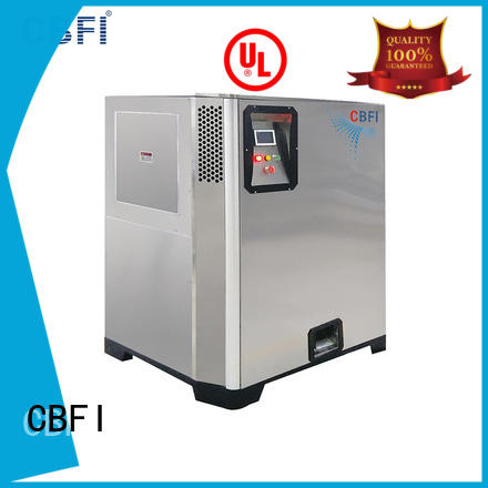 CBFI nugget pellet ice maker supplier for restaurant