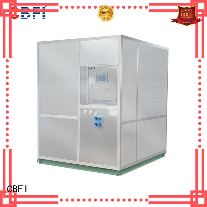clear plate ice maker plant for ball ice making