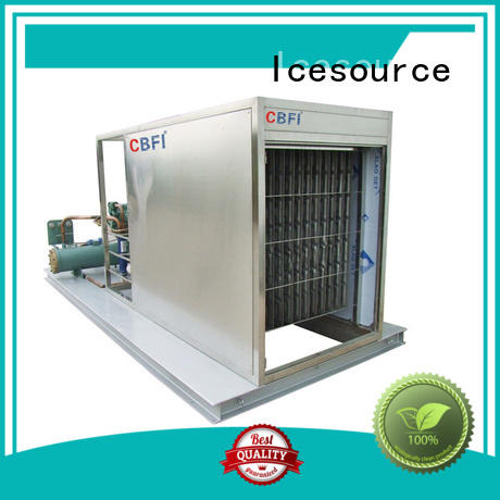 clean ice water chiller