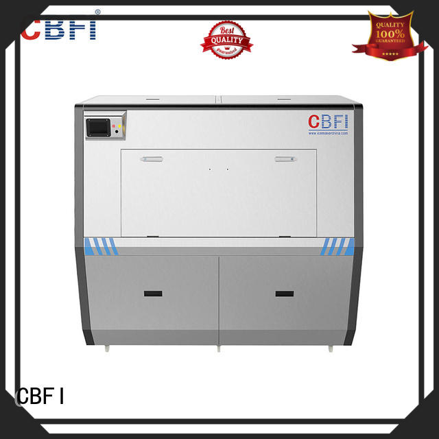 CBFI high-quality Pure Ice Machine sculpture for ice sphere