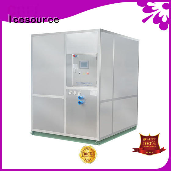 CBFI 5 ton ice machine in china for ball ice making