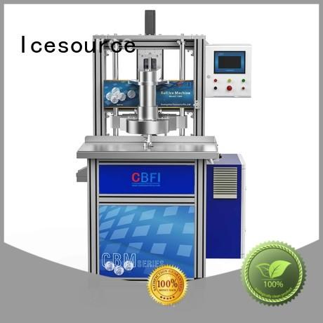 CBFI high-end external ice maker at discount for ice sculpture