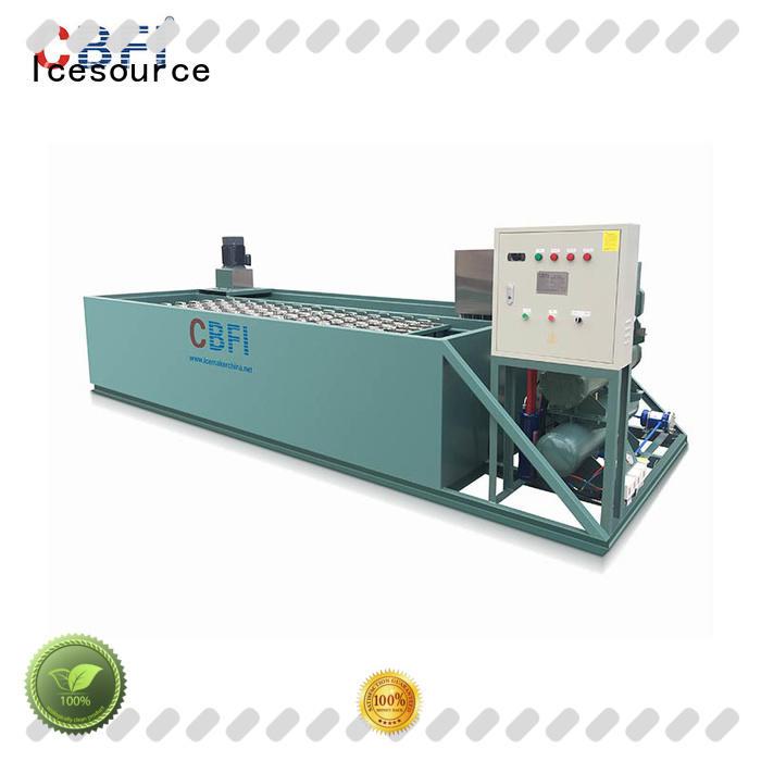 CBFI block industrial ice block making machine for wholesale