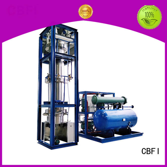 CBFI making ice tube maker machine types for summer