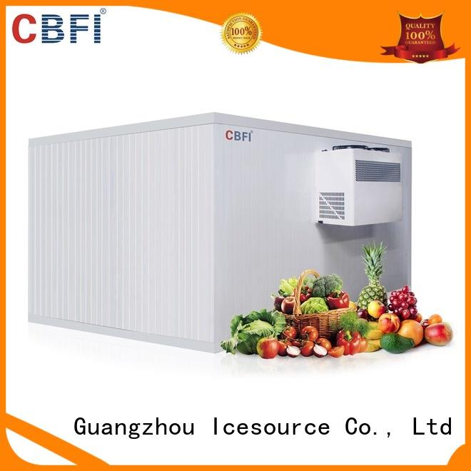 reliable vegetable cold storage room series newly for vegetable storage