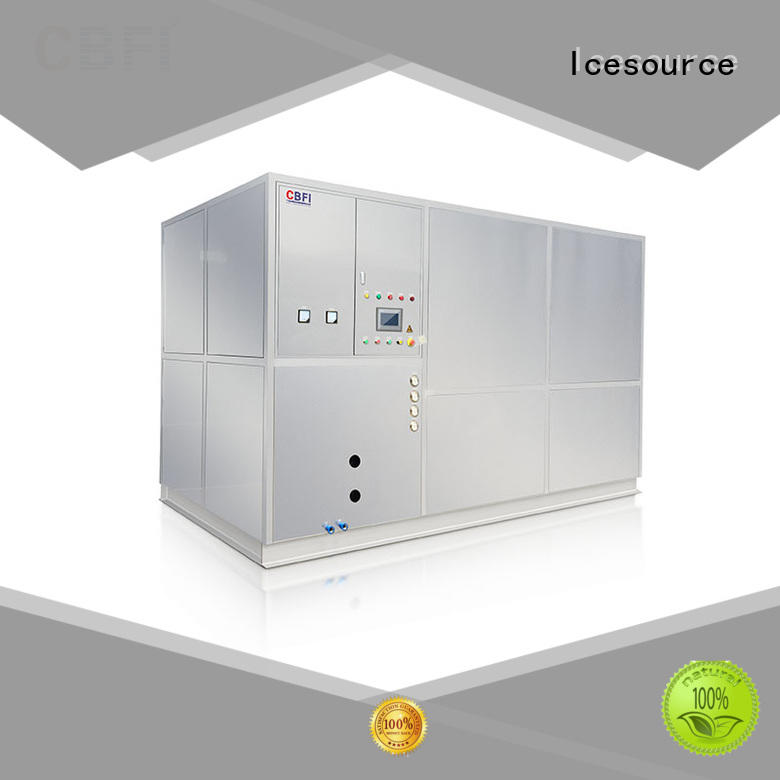 CBFI clean 5 ton ice machine for wholesale for ice bar