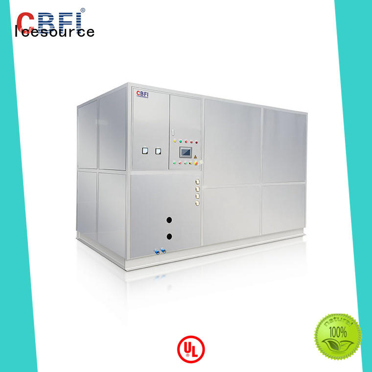 CBFI per plate ice machine order now for ball ice making