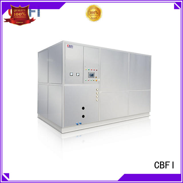 CBFI tons plate ice maker free quote for cocktail