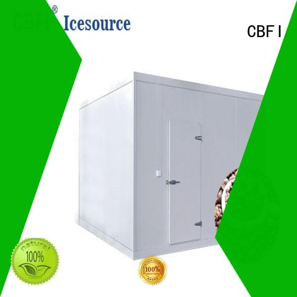 widely used cold storage container range for fruit storage