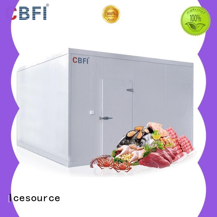 CBFI widely used cold room for meat supplier for chicken