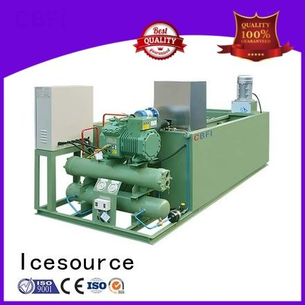 CBFI easy to use ice block machine suppliers bulk production for crushing ice