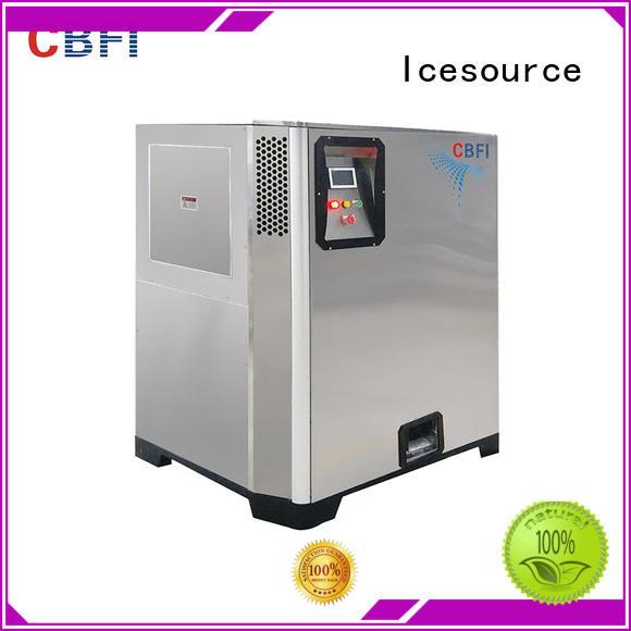 CBFI CI01 1 Ton Per Day Nugget Ice Machine For Cold Drinks